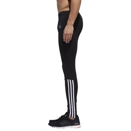 Pantaloni alergare bărbați - adidas RUN 3S TGT M - 3