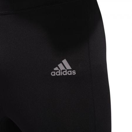 Pantaloni alergare bărbați - adidas RUN 3S TGT M - 5