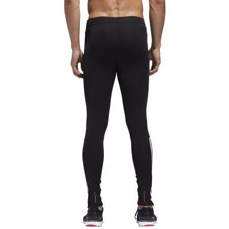 Pantaloni alergare bărbați - adidas RUN 3S TGT M - 4