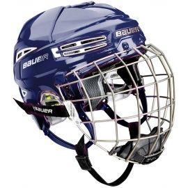 Bauer RE-AKT 100 YTH COMBO - Dětská hokejová helma s mřížkou