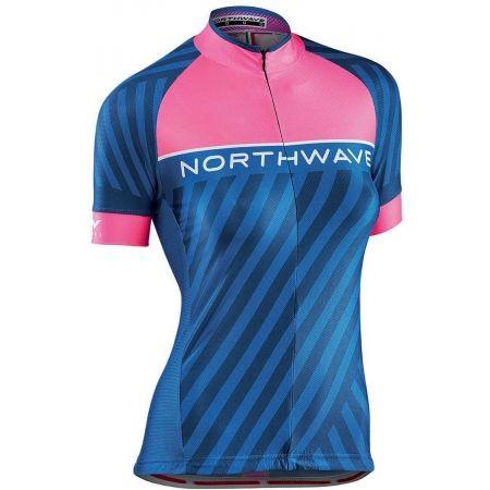 Cyklistický dres - Northwave LOGO W 3 JERSEY