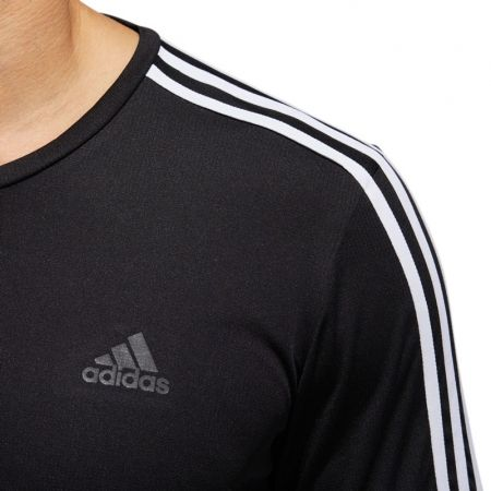 Pánske tričko - adidas RUN 3S LS M - 7