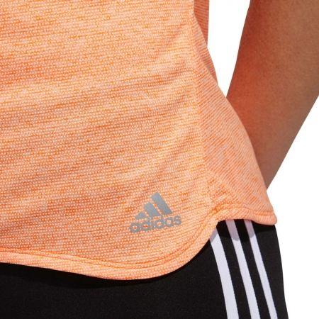 Dámské běžecké triko - adidas RESPONSE TEE W - 8