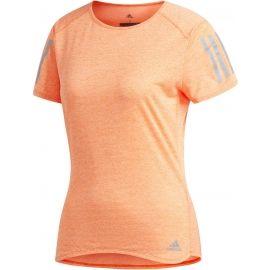 adidas RESPONSE TEE W - Дамска тениска за бягане