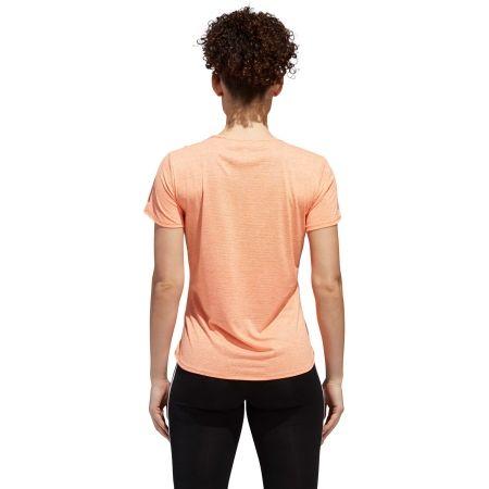 Tricou alergare damă - adidas RESPONSE TEE W - 4