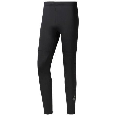 Pantaloni alergare bărbați - Reebok RUN TIGHT - 1