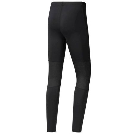 Pantaloni alergare bărbați - Reebok RUN TIGHT - 2