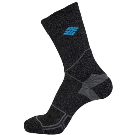 Unisexové trekové ponožky - Columbia PERFORMANCE HIKING