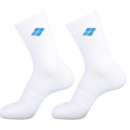 Športové ponožky - Columbia EXPLORER CREW 2P