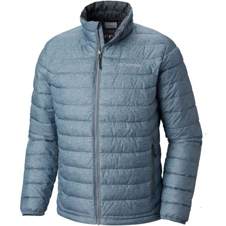 Pánska zimná bunda - Columbia POWDER LITE JACKET - 1