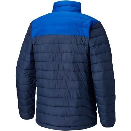 Pánska zimná bunda - Columbia POWDER LITE JACKET - 2