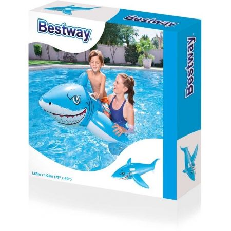 Jucărie gonflabilă - Bestway WHITE SHARK - 3