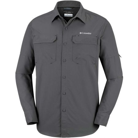 Мъжка риза - Columbia SILVER RIDGE II LONG SLEEVE SHIRT - 1