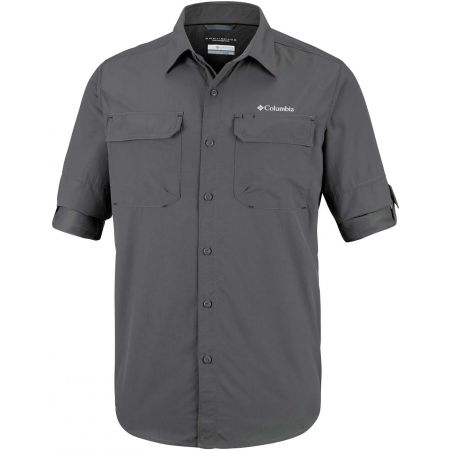 Мъжка риза - Columbia SILVER RIDGE II LONG SLEEVE SHIRT - 2