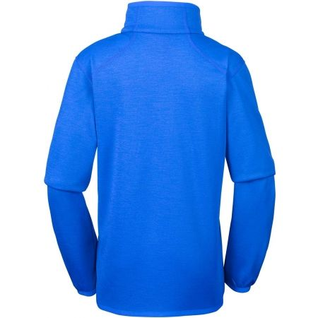 Hanorac fleece copii - Columbia WILDERNESS WAY FLEECE JACKET - 2