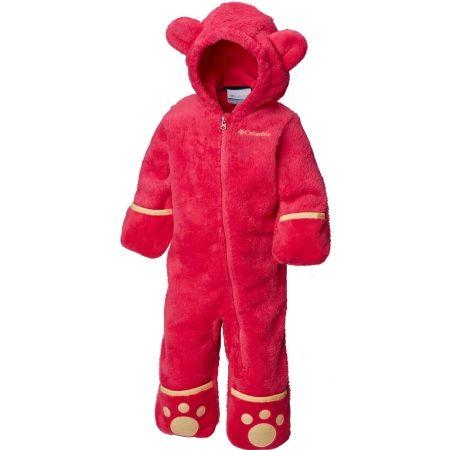 Dětská zimní kombinéza - Columbia FOXY BABY II BUNTING - 4