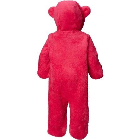 Dětská zimní kombinéza - Columbia FOXY BABY II BUNTING - 5