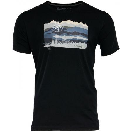 Pánské triko - ALPINE PRO NAKOV - 1
