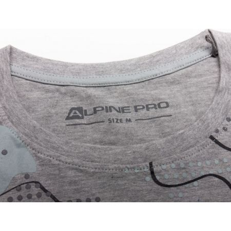Pánské triko - ALPINE PRO NAKOV - 3