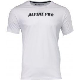 Alpine Pro LEMON - Men's T-shirt