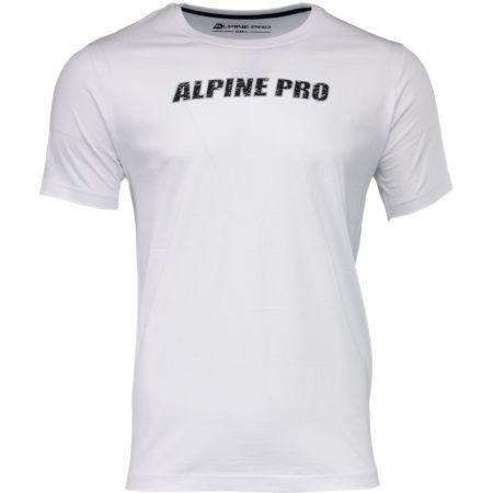 Pánské triko - ALPINE PRO LEMON - 1
