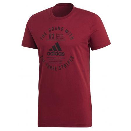 adidas EMBLEM - Pánske tričko