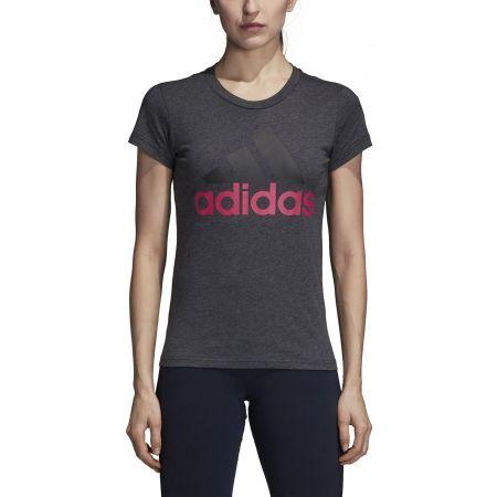Dámske tričko - adidas ESS LI SLI TEE - 5