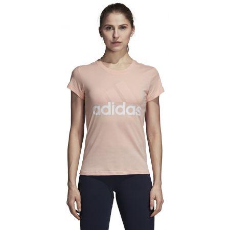 Dámske tričko - adidas ESS LI SLI TEE - 2