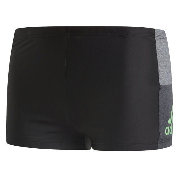 adidas INF CB BX černá 8 - Pánské plavky