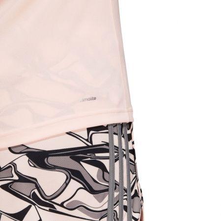 Női póló - adidas D2M TEE LOSE - 8