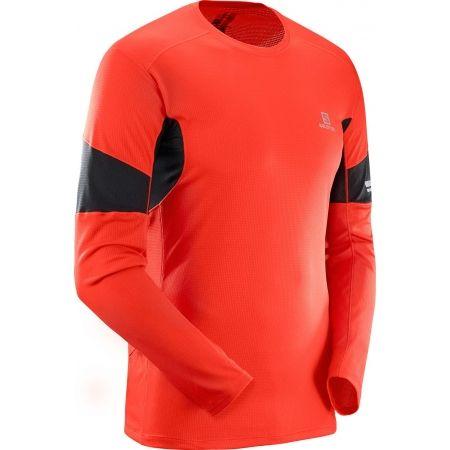 Pánské triko - Salomon AGILE LS TEE M - 2