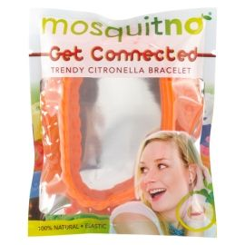 Mosquitno CITRONELLA BRACELET CONNECTED ADULT - Brățară repelent anti țânțari
