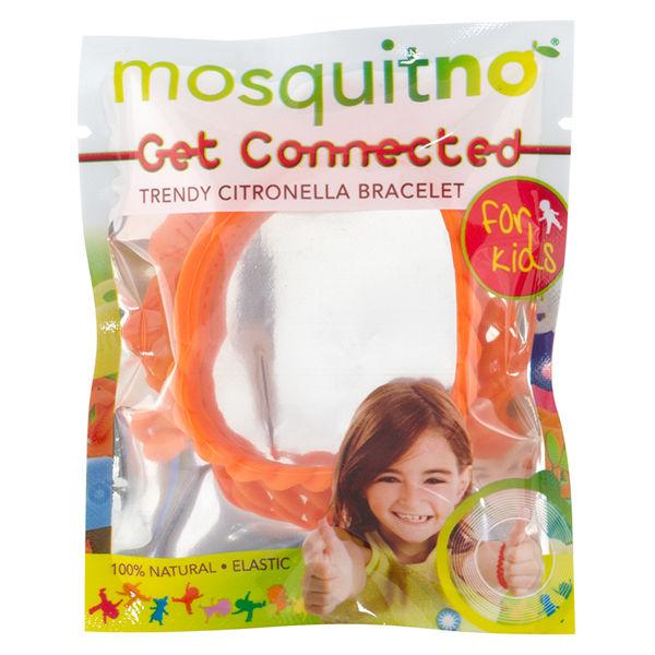 Mosquitno CITRONELLA BRACELET CONNECTED KIDS - Repelentný náramok