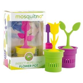 Mosquitno CITRONELLA FLOWER POT - Репелентна саксия