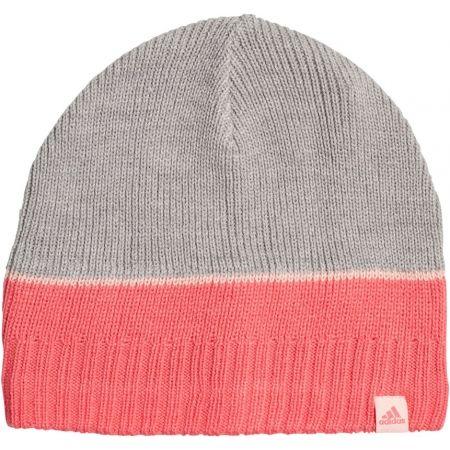 adidas STRIPY BEANIE - Детска шапка