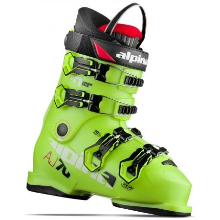 Juniorská sjezdová obuv - Alpina AJ 70