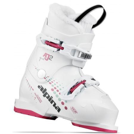 Alpina AJ2 G - Lány lesikló sícipő