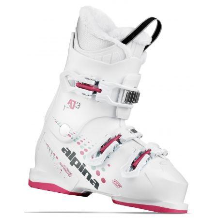 Dívčí sjezdová obuv - Alpina AJ3 G