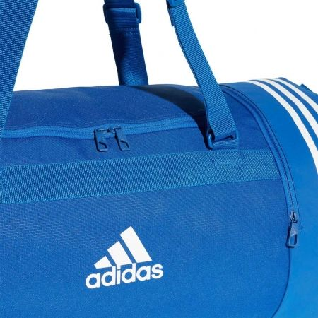 Спортна чанта - adidas CONVERTIBLE 3-STRIPES DUFFEL LARGE - 4