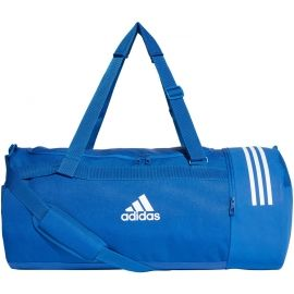 adidas CONVERTIBLE 3-STRIPES DUFFEL LARGE - Спортна чанта