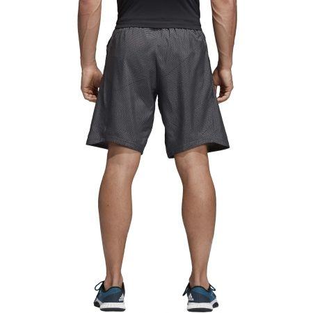 Pánske šortky - adidas 4KRFT SHORT CLIMALITE WOVEN GRAPHIC - 11