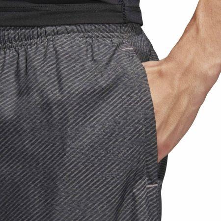 Pánske šortky - adidas 4KRFT SHORT CLIMALITE WOVEN GRAPHIC - 12
