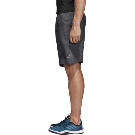 Pánske šortky - adidas 4KRFT SHORT CLIMALITE WOVEN GRAPHIC - 10