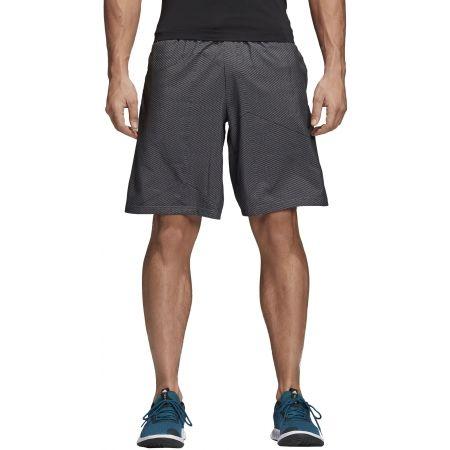 Pánske šortky - adidas 4KRFT SHORT CLIMALITE WOVEN GRAPHIC - 9