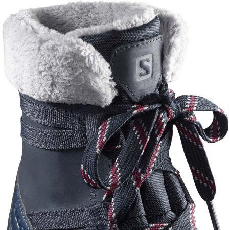 Dámská zimní obuv - Salomon HEIKA LTR CS WP - 3