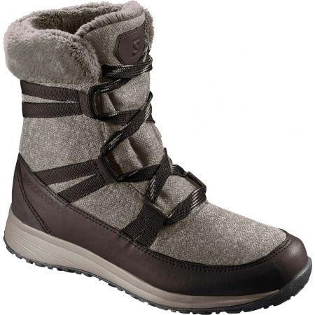 Salomon HEIKA CS WP - Dámska zimná obuv