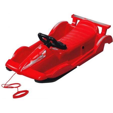 Plastové boby s volantom - Sulov ALPEN RACE