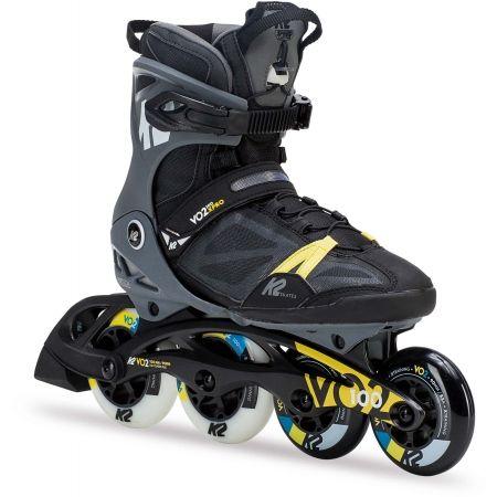 K2 VO2 100 X PRO - Pánske kolieskové korčule