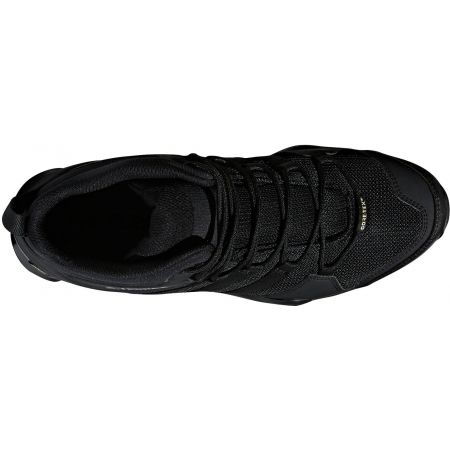 Мъжки туристически  обувки - adidas TERREX AX2R MID GTX - 2