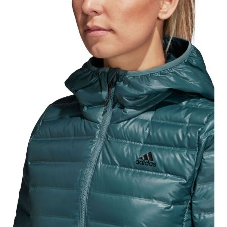 cheap for sale size 7 authorized site adidas VARILITE DOWN HOODED JACKET | sportisimo.com